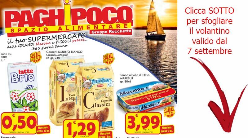 Offerte catania volantino paghi poco ricette siciliane for Volantino super conveniente catania misterbianco