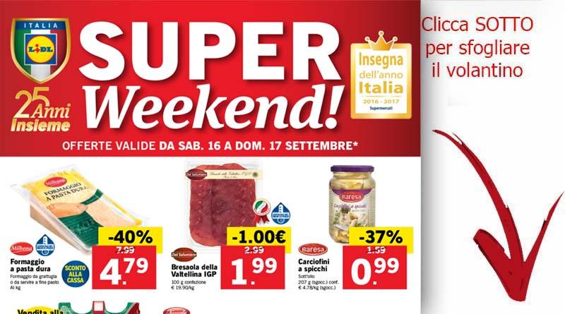 Offerte sicilia volantino supermercati lidl valido fino al for Volantino super conveniente catania misterbianco