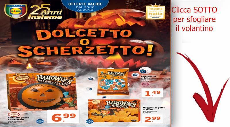Offerte catania volantino lidl dal 23 al 29 ricette for Volantino ard discount milazzo