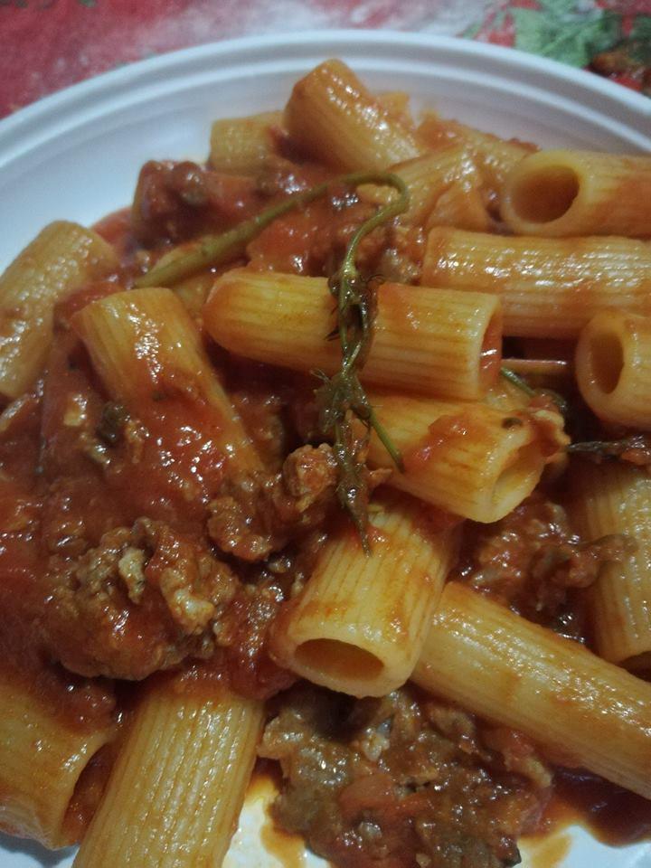 Ricetta pasta con ragu 39 di salsiccia e finocchietto for Volantino acqua e sapone sicilia