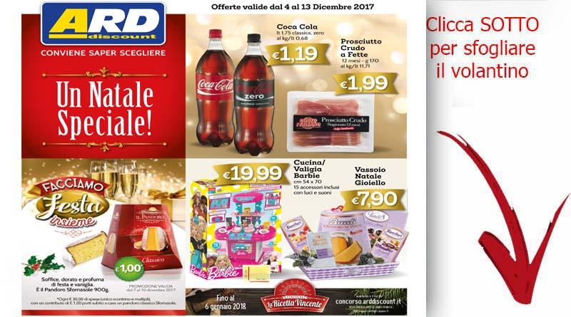 Volantino ard discount valido dal 4 sino al 13 novembre for Volantino ard discount milazzo