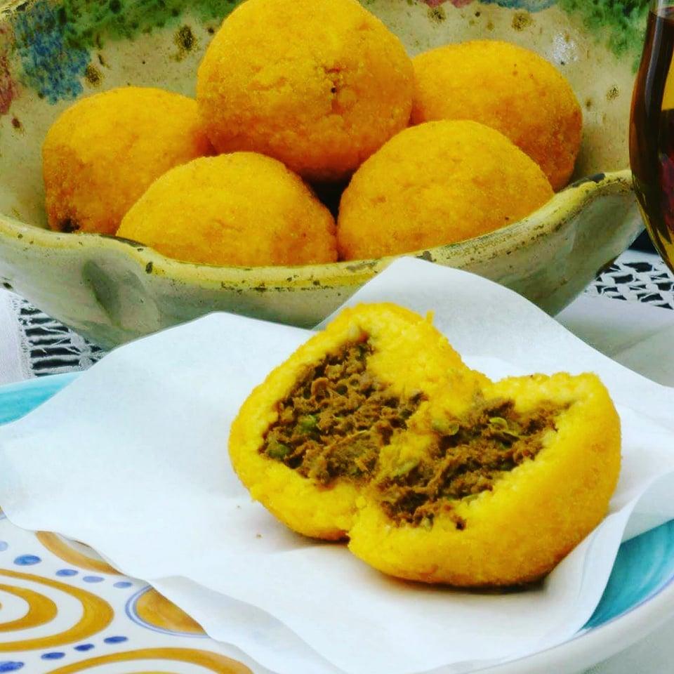 Ricetta siciliana le arancine offerte sicilia for Volantino super conveniente catania misterbianco