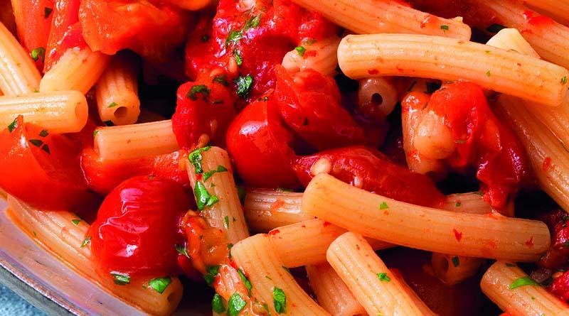 Ricetta pasta alla trapanese sicilia offerte ricette for Volantino acqua e sapone sicilia