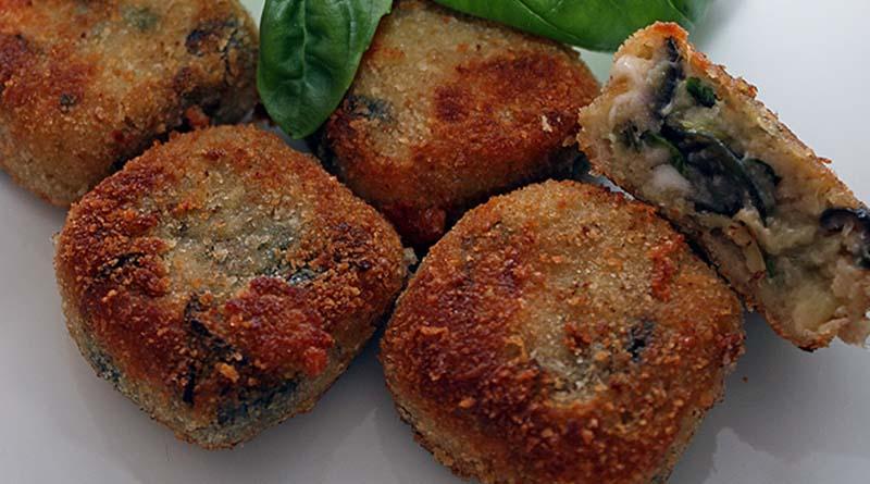 Ricette siciliane polpette di melanzane sicilia offerte for Volantino acqua e sapone sicilia