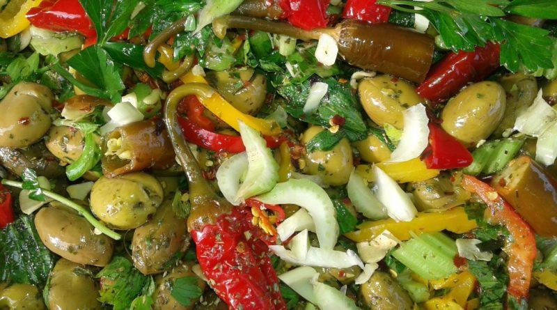 Olive schiacciate alla siciliana alivi cunzati for Volantino acqua e sapone sicilia