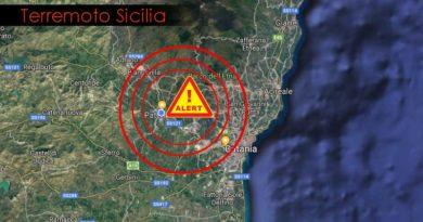 Terremoto in Sicilia L'Etna torna  a borbottare in mattinata