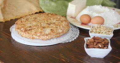 Ricetta siciliana – Torta alle Madorle