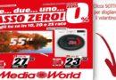 Volantino MediaWorld valido dall'8 al 18 Novembre