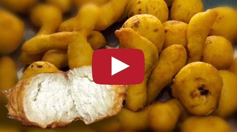 Video Ricetta crispelle Siciliane con Ricotta o acciughe
