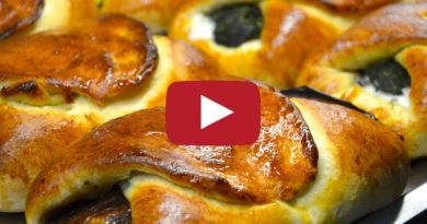 Video Ricette le Cartocciate Catanesi