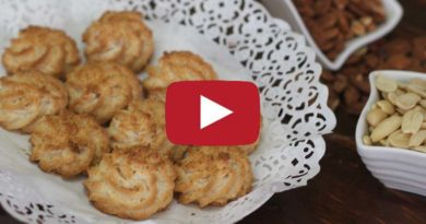 Video Ricetta – Paste di Mandorla Siciliane