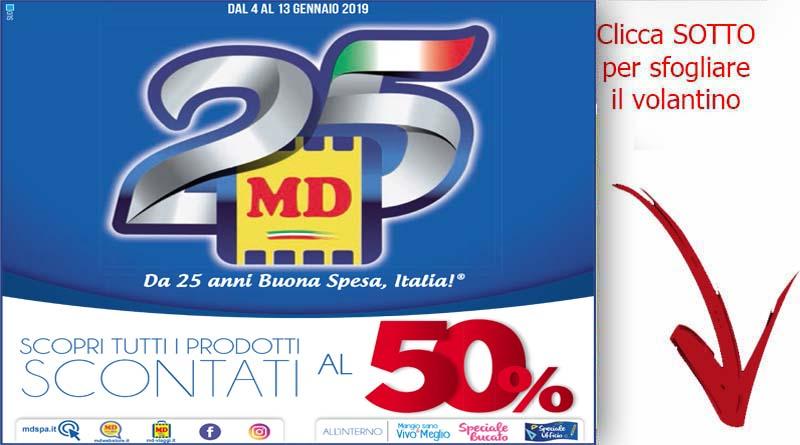 Volantino MD valido dal 4 al 13 Gennaio 2019 - Sicilia ...