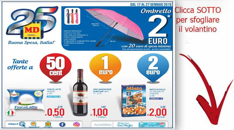 Volantino MD Discount dal 17 al 27 gennaio - Sicilia offerte ...