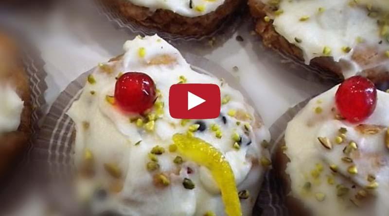 Ricetta dolci siciliani gli sfinci di san giuseppe for Volantino acqua e sapone sicilia