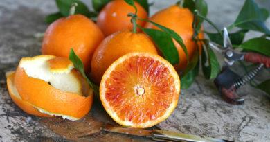 Le Arance Rosse e gli agrumi di Sicilia
