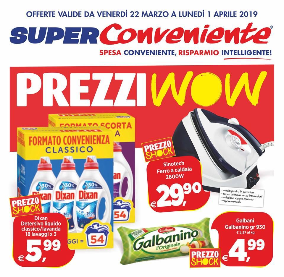 Volantino Super Conveniente Gruppo Arena Valido Dal 22
