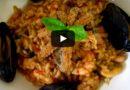 Video Ricetta  Riso ai frutti di mare
