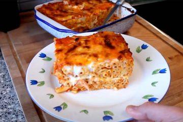 ricette siciliane pasta al forno