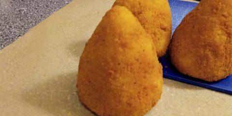 Ricette Siciliane Arancine al forno