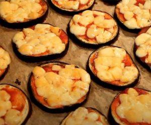 pizzette di melanzane 1