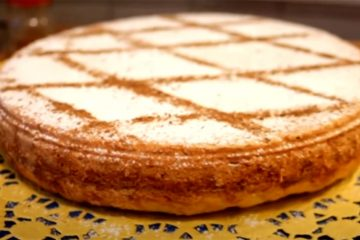 ricette siciliane cassata al forno