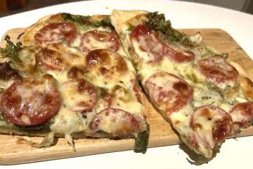ricette siciliane focaccia messinese