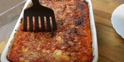 riso al forno ricetta