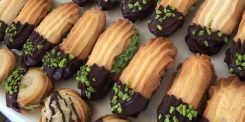 biscotti excelsior o dessert siciliani