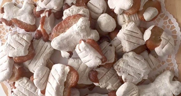 biscotti ossa dei morti